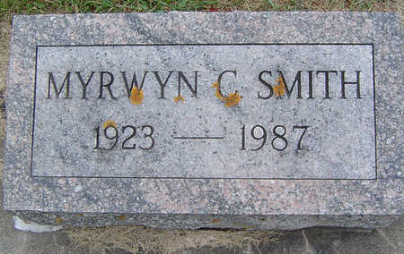 SMITH, MYRWYN C. - Delaware County, Iowa | MYRWYN C. SMITH