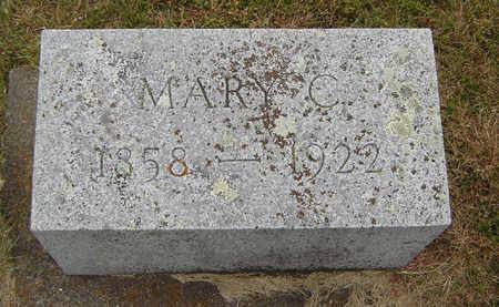 WHITE SMITH, MARY C. - Delaware County, Iowa | MARY C. WHITE SMITH