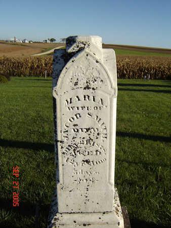 SMITH, MARIA - Delaware County, Iowa | MARIA SMITH
