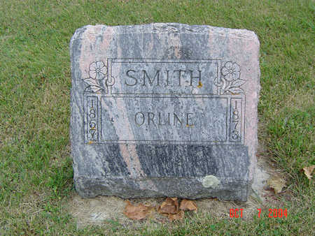 SMITH, ORLINE - Delaware County, Iowa | ORLINE SMITH