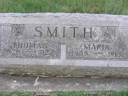 SMITH, THOMAS - Delaware County, Iowa | THOMAS SMITH