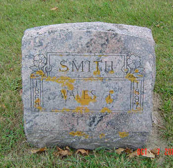 SMITH, WALES T. - Delaware County, Iowa | WALES T. SMITH