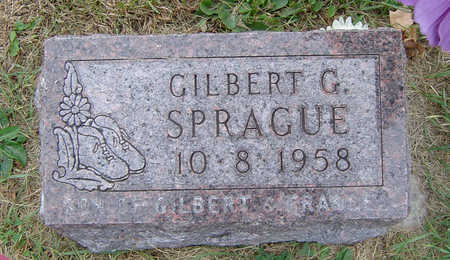 SPRAGUE, GILBERT - Delaware County, Iowa | GILBERT SPRAGUE