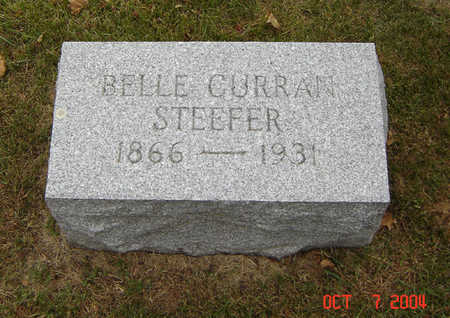 CURRAN STEEFER, BELLE - Delaware County, Iowa | BELLE CURRAN STEEFER