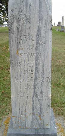 STEELE, CAROLINE - Delaware County, Iowa   CAROLINE STEELE