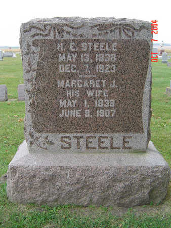 STEELE, HERMAN E. - Delaware County, Iowa | HERMAN E. STEELE