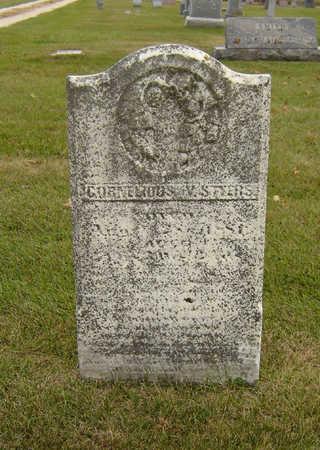 STEERS, CORNELIUS V. - Delaware County, Iowa | CORNELIUS V. STEERS