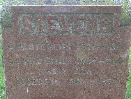 STEVENS, EMILY - Delaware County, Iowa | EMILY STEVENS