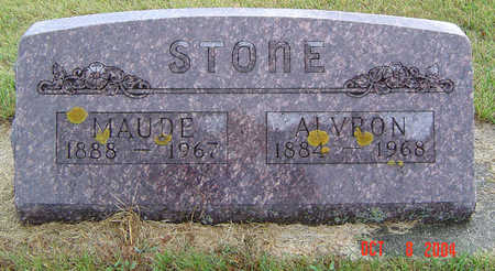 STONE, ALVORN - Delaware County, Iowa | ALVORN STONE