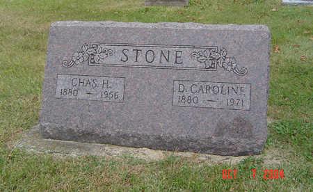 CURRAN STONE, DORCAS CAROLINE - Delaware County, Iowa | DORCAS CAROLINE CURRAN STONE