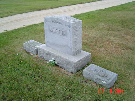 SMITH STONE, MINNIE M. - Delaware County, Iowa | MINNIE M. SMITH STONE