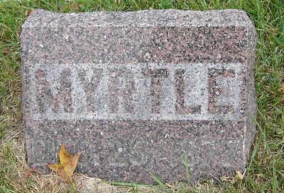 TEAR, MYRTLE - Delaware County, Iowa | MYRTLE TEAR