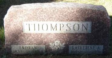 LITTLE THOMPSON, KATHERINE A. - Delaware County, Iowa | KATHERINE A. LITTLE THOMPSON