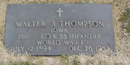 THOMPSON, WALTER A. - Delaware County, Iowa | WALTER A. THOMPSON