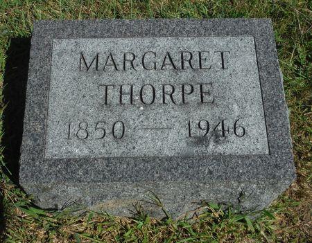 THORPE, MARGARET - Delaware County, Iowa | MARGARET THORPE