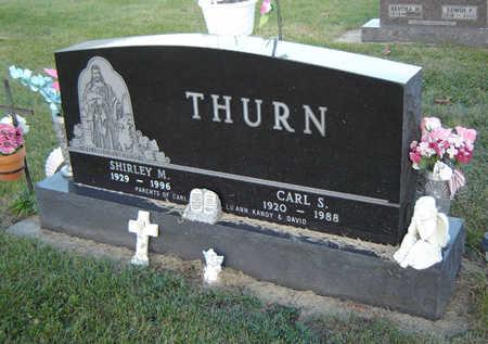 THURN, SHIRLEY - Delaware County, Iowa | SHIRLEY THURN