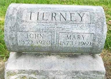 TIERNEY, JOHN - Delaware County, Iowa | JOHN TIERNEY