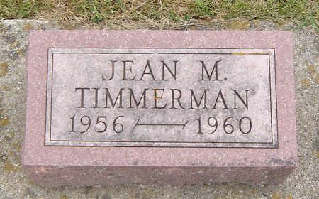 TIMMERMAN, JEAN M. - Delaware County, Iowa | JEAN M. TIMMERMAN