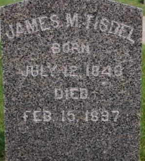 TISDEL, JAMES M. - Delaware County, Iowa | JAMES M. TISDEL