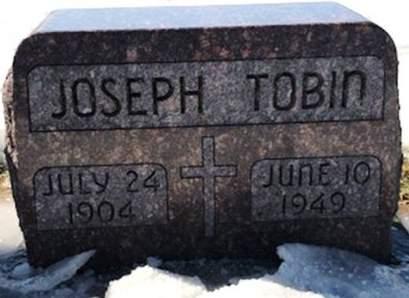 TOBIN, JOSEPH W. - Delaware County, Iowa | JOSEPH W. TOBIN