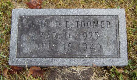 TOOMER, ARNOLD E. - Delaware County, Iowa | ARNOLD E. TOOMER