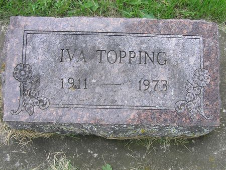 TOPPING, IVA - Delaware County, Iowa | IVA TOPPING