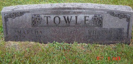 TOWLE, WILLIAM C. - Delaware County, Iowa | WILLIAM C. TOWLE