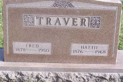 TRAVER, FRED ALTON - Delaware County, Iowa | FRED ALTON TRAVER