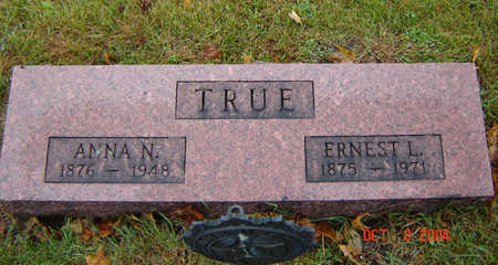 TRUE, ERNEST L. - Delaware County, Iowa | ERNEST L. TRUE