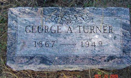 TURNER, GEORGE A. - Delaware County, Iowa | GEORGE A. TURNER