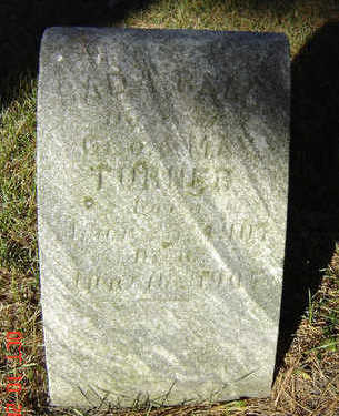 TURNER, SADA BELL - Delaware County, Iowa | SADA BELL TURNER