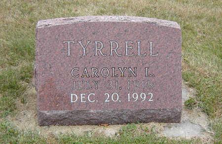 TYRRELL, CAROLYN L. - Delaware County, Iowa | CAROLYN L. TYRRELL