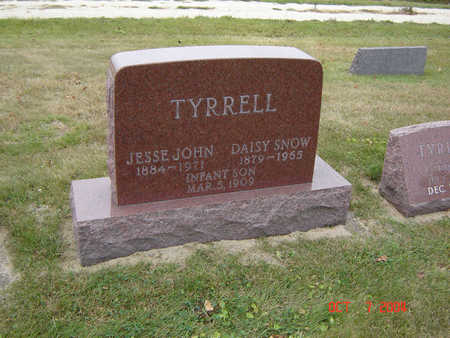 TYRRELL, INFANT SON - Delaware County, Iowa | INFANT SON TYRRELL