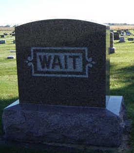 WAIT, JAMES S. - Delaware County, Iowa | JAMES S. WAIT