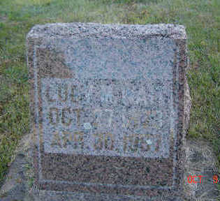 WAIT, LUCY M. - Delaware County, Iowa | LUCY M. WAIT