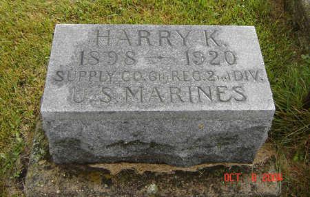 WALDO, HARRY K. - Delaware County, Iowa | HARRY K. WALDO