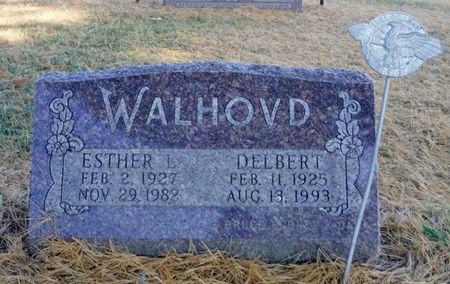 WALHOVD, DELBERT - Delaware County, Iowa   DELBERT WALHOVD