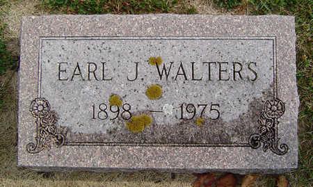 WALTERS, EARL J. - Delaware County, Iowa | EARL J. WALTERS