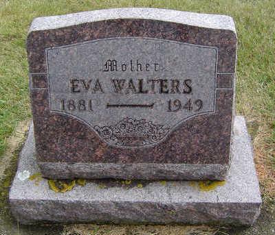 WALTERS, EVA - Delaware County, Iowa | EVA WALTERS