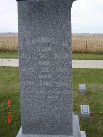 WANDELL, E. A. - Delaware County, Iowa | E. A. WANDELL