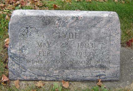 WATHEN, CLYDE - Delaware County, Iowa | CLYDE WATHEN