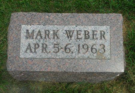 WEBER, MARK - Delaware County, Iowa | MARK WEBER