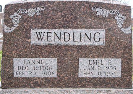 WENDLING, EMIL FRIEDRICH BERNHARD - Delaware County, Iowa   EMIL FRIEDRICH BERNHARD WENDLING