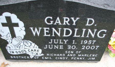 WENDLING, GARY - Delaware County, Iowa | GARY WENDLING