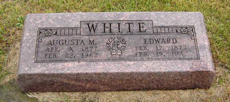 WHITE, EDWARD - Delaware County, Iowa | EDWARD WHITE
