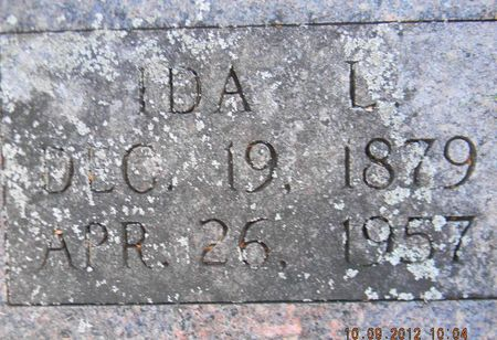 WHITE, IDA L. - Delaware County, Iowa | IDA L. WHITE