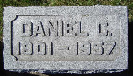 WILEY, DANIEL C. - Delaware County, Iowa | DANIEL C. WILEY