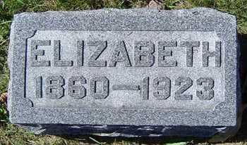 WILEY, ELIZABETH - Delaware County, Iowa | ELIZABETH WILEY