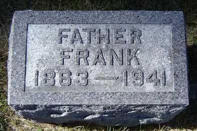 WILEY, FRANK - Delaware County, Iowa | FRANK WILEY