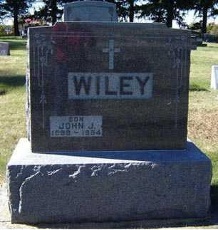 WILEY, JOHN J. - Delaware County, Iowa | JOHN J. WILEY
